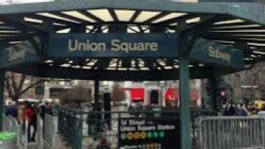 Union Square Park & Farmers Market