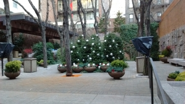 Small Urban Spaces NYC, Part 1